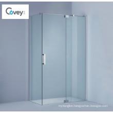 Clean Design Frameless Shower Enclosure / Hinged Bathroom Shower Cabin (KW01)