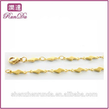 2015 gold women different types of necklaces