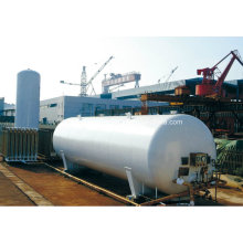 100m3 Lox/Lin/Lar Industry Gas Cryogenic Storage Tank Liquid Oxygen/Nitrogen/ Argon Gas Tank...