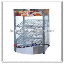 K099 TableTop Electric Hot Food Display Showcase