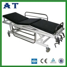 Hospital emergency rescue stretcher trolley