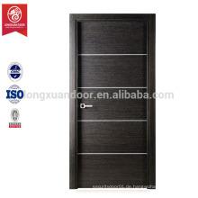 Billig Innenraum MDF Holz Tür / PVC Bad Tür Preis