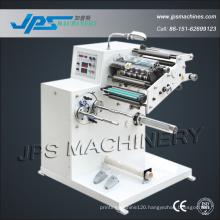 Jps-320fq-Tr Turret Rewinder Price Label Slitter Rewinder