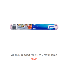 Customized Food Grade Household Aluminum Foil Roll