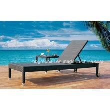 Wicker Aluminium Rahmen Outdoor Rattan Beach Lounge Freizeit Stuhl