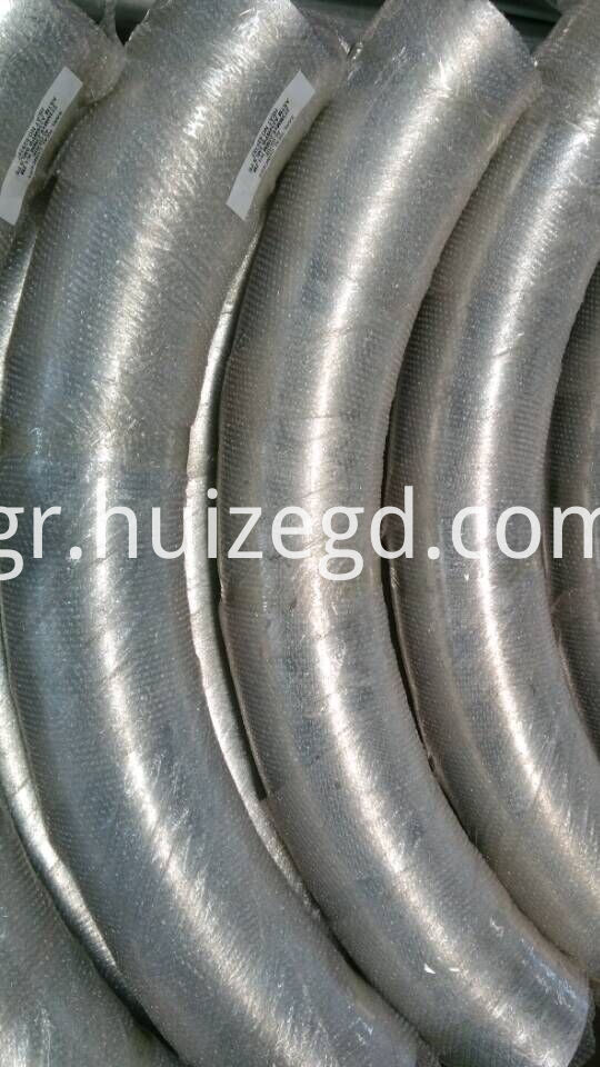 Stainless Steel Bend SUS316
