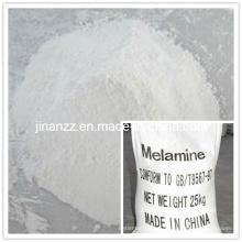 Melamina em pó 99,8% (alta qualidade)