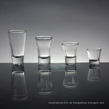 Benutzerdefinierte Kristall Hochzeitsgeschenk Souvenirs Mini Wein Schnapsglas Tasse