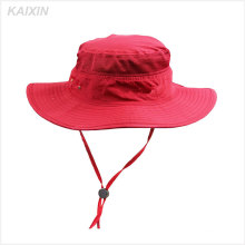 2016 индивидуальный дизайн высокое качество женщин шляпы чистый цвет большая шляпа рыбака Вс Hat