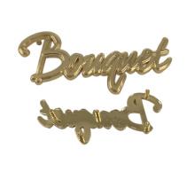 Accesorio de ropa Diseño personalizado Pins Logo Metal