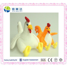 2016 Novo estilo de Natal Doces Doces Plush Chicken Toy