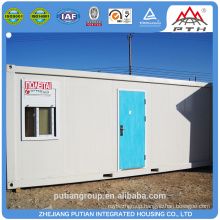 Prefab TUV, SGS, BV,CE certificated Living modular container house