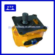высокий расход масла гидравлический Усилитель руля роторный шестеренчатый насос для бульдозера 07430-72203