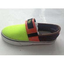 2016 Nouvelle conception pour chaussures de toile pour enfants (Snk-02003)