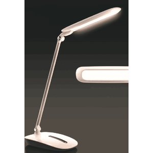 Lampe de table led blanche 10w