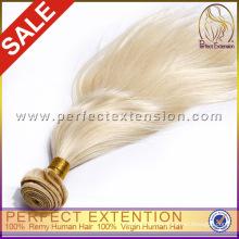 Kaufen Sie direkt von China Hersteller Virgin russische blonde Haare