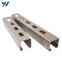 Durável Em Uso Materiais de Construção frio flexão struct c canal