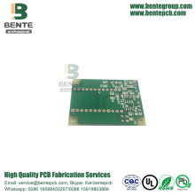 Piccolo quadrato di formato singolo 2 Layer Smart Gadgets PCB