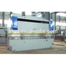 Machine de frein / plieuse en acier usée à vendre avec affichage numérique