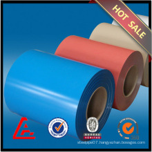 prepainted galvanized colored steel coils