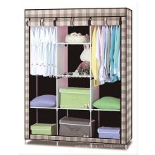Новый дизайн холст шкаф\полезные одежды шкаф для хранения шкаф\ дом легкий шкаф