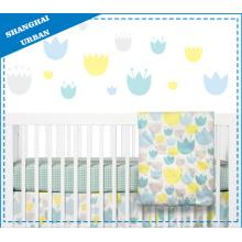 Tagesdecke und Steppdecke für Babybettwäsche aus Baumwolle