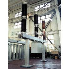 High voltage outdoor type 132kv sf6 circuit breaker