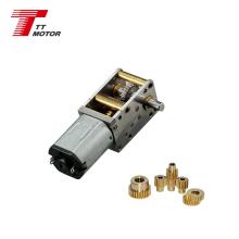 dc micro worm gear motor 5v medical machine motor