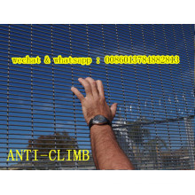 Anti-Climbing Welded Wire Mesh Fence