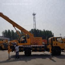 mini caminhão com guindaste 10 ton