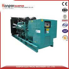 1560kVA High Quality Diesel Generator Factory Price for Burundi