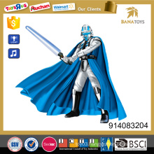 Kid led cosplay sword toy with sound