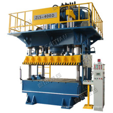 Four Column Hydraulic Molding Press (TT-SZ400T)