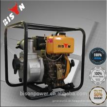 BISON China Taizhou 2 Zoll Niederdruck-Zentrifugal-Diesel-Motor 2-Zoll-Wasser-Pumpe-Set zum Verkauf