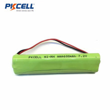Bateria Recarregável AAA600 Ni-Mh 7.2V