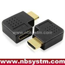HDMI A Typ männlich zu weiblichen Adapter Winkel 90 Grad rechts