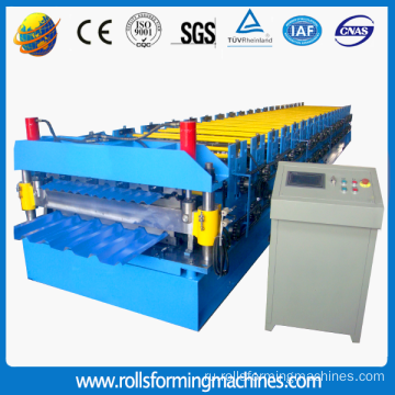 GI steel roofing machine