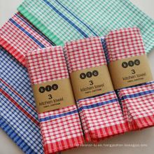 (BC-KT1007) Toalla de cocina de algodón 100% de venta caliente de moda