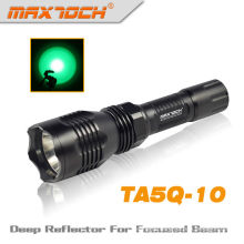 Maxtoch TA5Q-10 18650 Rechargeable LED Emergency Torch Light