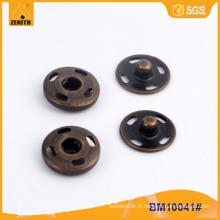 Bouton en métal Snap Button Strong Snap Button BM10041 #