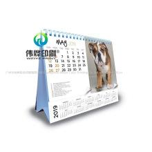 2020 New Design Custom Colorful Desk Calendar Printing