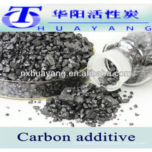 carbon recarburizer for iron foundry/casting