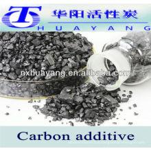 Recarburador de carbono para fundição de ferro / fundição