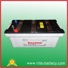 Bateria de carro carregada seca resistente para o ônibus público 12V220ah de Greece com 1200CCA