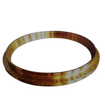 Wearing ring for hydroelectric machine