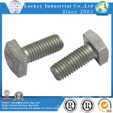 Hot DIP Galvanize Square Head Bolt Steel