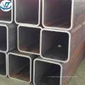 Tubulação de aço quadrada da tubulação de aço do diâmetro de 200mm / tubo de aço retangular