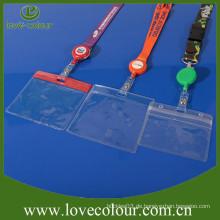 Förderung-kundenspezifischer PVC-freier Plastikkarten-Halter