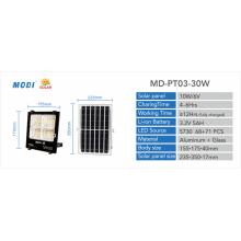 solarbetriebene Flutlicht Bewertung