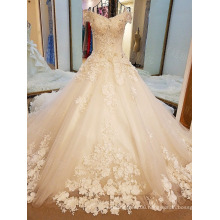 LS55585 Ivory off shoulder lace up applique stone work in dress indian wedding sharara